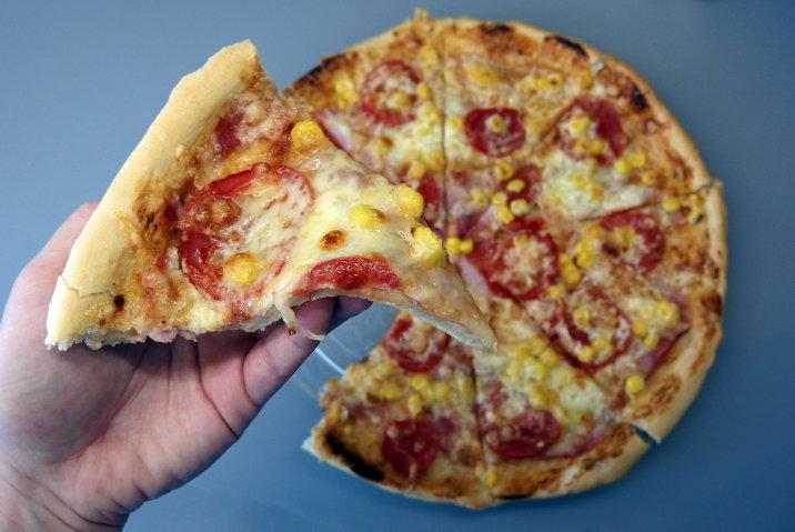 placky domácí pizza